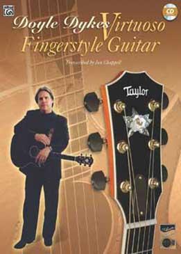 Doyle Dykes - Virtuoso Fingerstyle Guitar