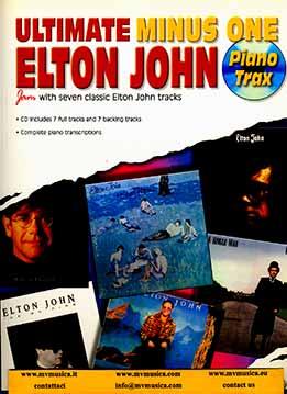 Elton John – Ultimate Minus One Piano Trax