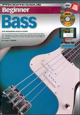 Gary Turner – Progressive Beginner Bass