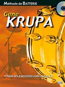 Gene Krupa - Methode Pour Batterie