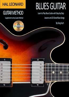Greg Koch - Blues Guitar Method. Book 1 & 2