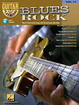 Guitar Play-Along Vol. 14 - Blues Rock