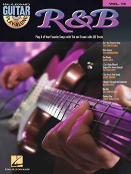 Guitar Play-Along Vol. 15 - R&B