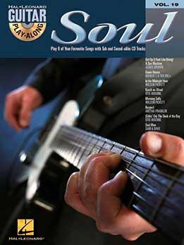 Guitar Play-Along Vol. 19 - Soul