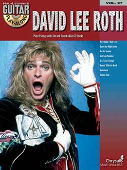 Guitar Play-Along Vol. 27 - David Lee Roth