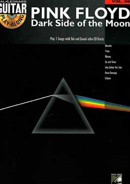 Guitar Play-Along Vol. 68 - Pink Floyd - Dark Side Of The Moon