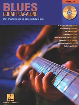 Guitar Play-Along Vol. 7 - Blues