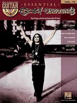 Guitar Play-Along Vol. 70 - Ozzy Osbourne - Essential