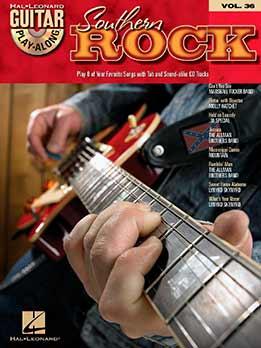 Guitar Play-Along Vol.36 - Southern Rock