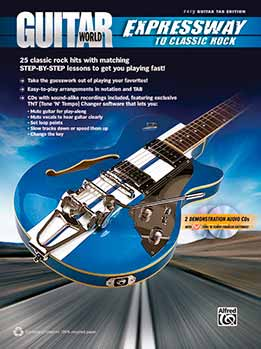 Guitar World - Expressway To Classic Rock