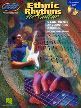 Jean-Marc Belkadi - Ethnic Rhythms For Electric Guitar