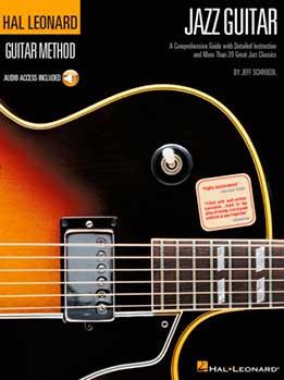 Jeff Schroedl - Jazz Guitar Method