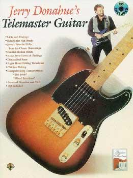 Jerry Donahue - Telemaster Guitar