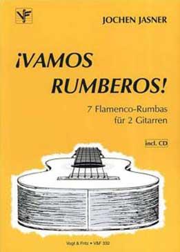 Jochen Jasner - Vamos Rumberos