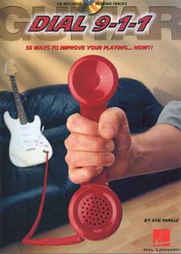 Ken Parille - Dial 911. 50 Ways To Improve Your Playing Now
