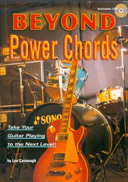 Leo Cavanagh - Beyond Power Chords