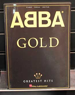 Michael Nyman - ABBA - Gold Greatest Hits (Songbook)