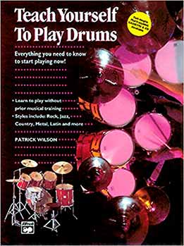 Patrick Wilson - Teach Yourself To Play Drums