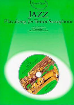 Paul Honey - Jazz Playalong For Tenor Saxophone
