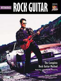 Paul Howard - The Complete Rock Guitar Method (Intermediate)