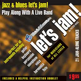 Peter Vogl - Let's jam! Jazz & Blues