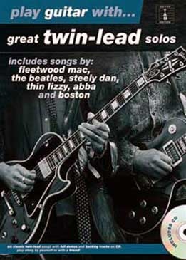 Play Guitar With Great Twin-Lead Solos