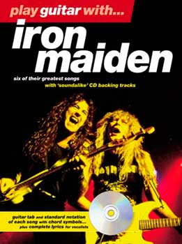 Play Guitar With Iron Maiden