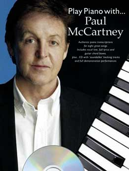 Play Piano With Paul McCartney