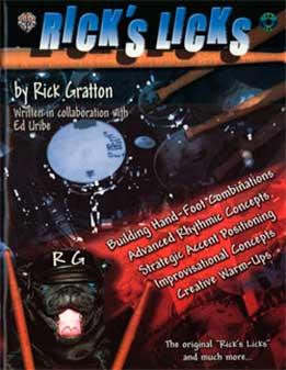 Rick Gratton - Rick's Licks