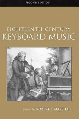 Robert L. Marshall - 18th-Century Keyboard Music
