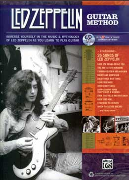 Ron Manus & L. C. Harnsberger - Led Zeppelin. Guitar Method