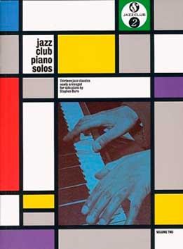 Stephen Duro - Jazz Club Piano Solos Vol. 2