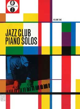 Steve Hill - Jazz Club Piano Solos Vol.1