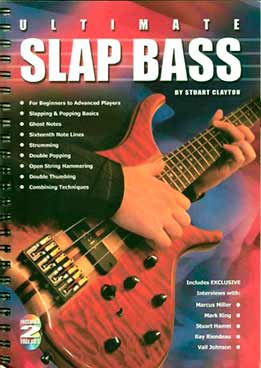 Stuart Clayton - Ultimate Slap Bass