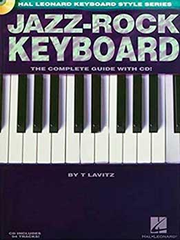 T. Lavitz - Jazz-Rock Keyboard