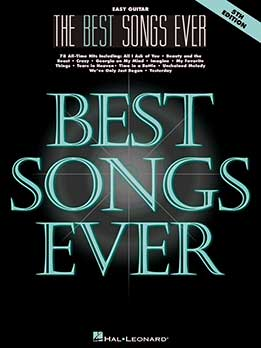 The Best Songs Ever - Easy Guitar