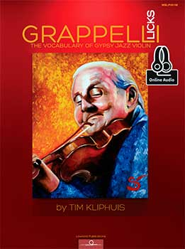 Tim Kliphuis - Grappelli Licks. The Vocabulary Of Gypsy Jazz