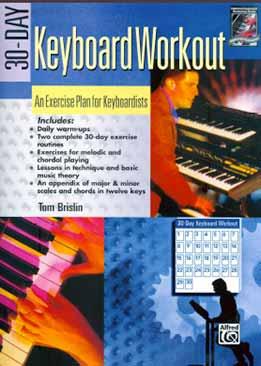 Tom Brislin - 30-Day Keyboard Workout