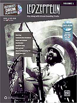 Ultimate Drum Play-Along - Led Zeppelin Vol. 1