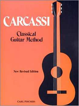 Карл Фишер - Каркасси - Метод классической гитары