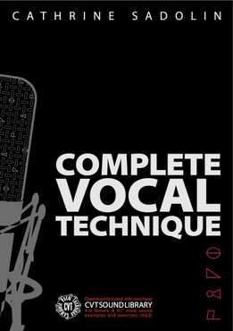 Cathrine Sadolin - Complete Vocal Technique