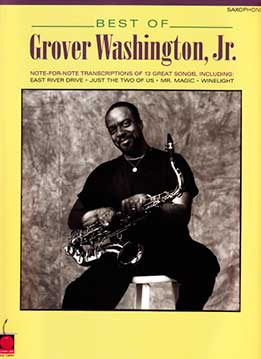 David Pearl - Best Of Grover Washington, Jr.