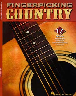 Fingerpicking Country Guitar