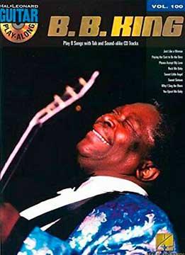 Guitar Play-Along Vol. 100 - B.B. King