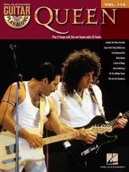 Guitar Play-Along Vol. 112 - Queen