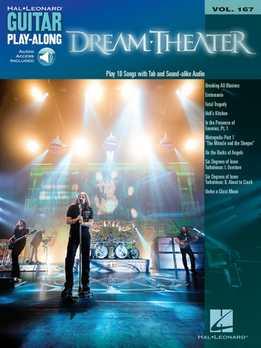 Guitar Play-Along Vol. 167 - Dream Theater