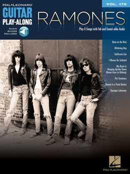 Guitar Play-Along Vol. 179 - Ramones