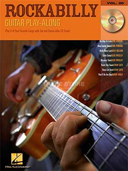 Guitar Play-Along Vol. 20 - Rockabilly
