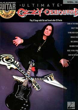 Guitar Play-Along Vol. 64 - Ozzy Osbourne
