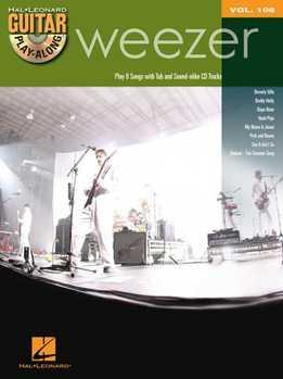 Guitar Play-Along Vol.106 - Weezer